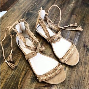 New York & company sandals .
